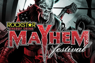 Rockstar Energy Mayhem Festival