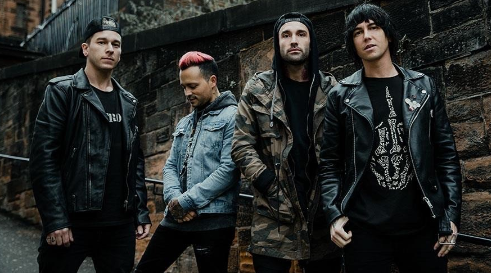 Sleeping With Sirens Releasing Deluxe Version of 'How It Feels To ...