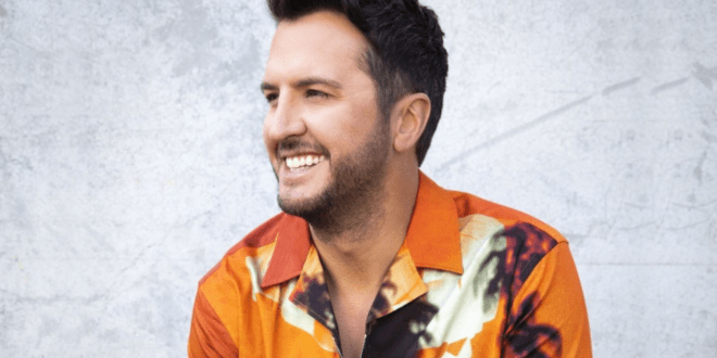 Luke Bryan; Photo Provided