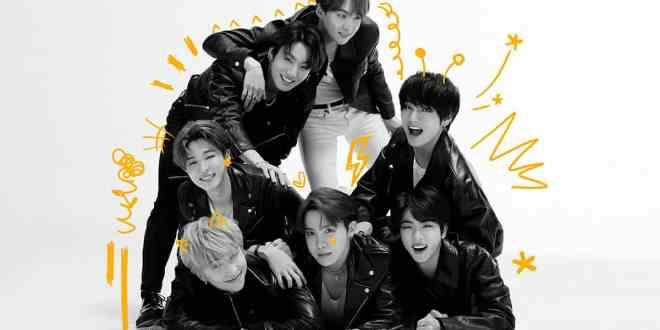 BTS; Photo by Big Hit Entertainment