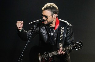 Eric Church; Photo by Brent Harrington/CBS