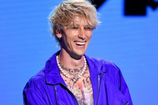 Machine Gun Kelly; Photo Courtesy of Getty Images for MTV