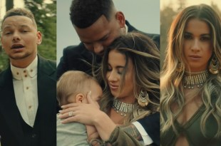 Kane Brown, Katelyn Brown and Kingsley Brown; Photo Courtesy of YouTube