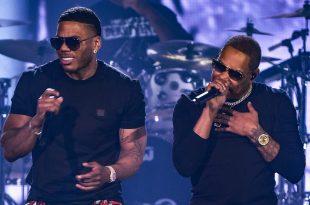 Nelly; Photo Courtesy of AMAs/ABC