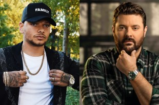 Kane Brown; Photo by John Shearer for CMT and Chris Young; Photo by Jeff Johnson