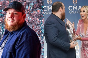 Luke Combs; Photos Courtesy of CMA