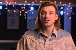 Morgan Wallen; Photo Courtesy of Xfinity