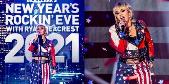 Miley Cyrus; Photo Courtesy of Ryan Seacrest/ABC