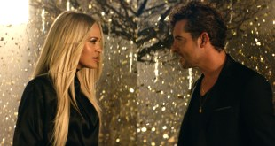 Carrie Underwood and Davis Bisbal; Photo Courtesy of Publicist