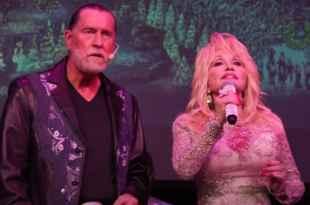 Randy And Dolly Parton; Photo Courtesy of YouTube
