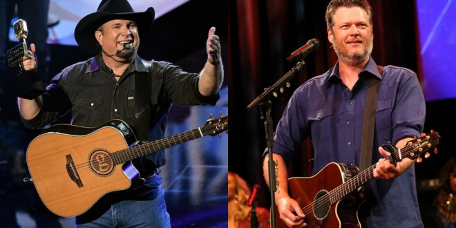 Blake Shelton; Photo by Terry Wyatt/Getty Images for Musicians On Call / Garth Brooks; Photo Courtesy of BBMAs
