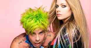 Mod Sun And Avril Lavigne; Photo Courtesy of @thatsnathanjames