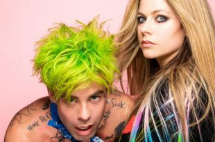 Mod Sun And Avril Lavigne; Photo Courtesy of @thatsnathanjames
