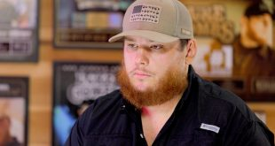 Luke Combs; Photo Courtesy of AXS TV