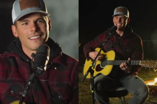 Granger Smith; Photo by 'CMT Campfire Sessions'