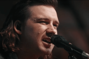 Morgan Wallen; Photo Courtesy of YouTube
