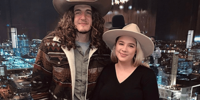 Cade Foehner And Gabby Barrett; Photo Courtesy of Instagram