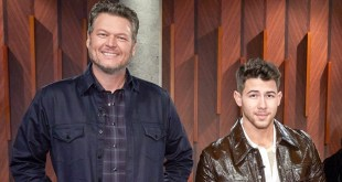Blake Shelton, Nick Jonas; Photo Courtesy of NBC's The Voice