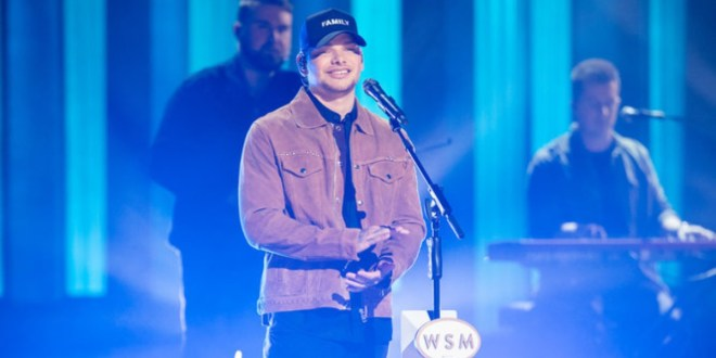 Kane Brown; Photo Courtesy of NBC