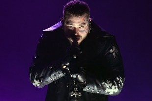Post Malone; Photo Courtesy of CBS