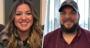 Kelly Clarkson and Jake Hoot; Photo Courtesy of TODAY with Hoda & Jenna