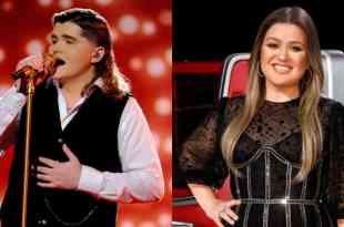 Kenzie Wheeler and Kelly Clarkson; Photos Courtesy of NBC