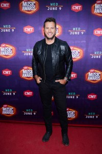 Luke Bryan; Photo Courtesy of Getty Images for CMT
