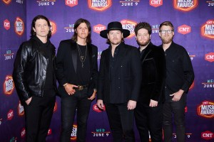 NEEDTOBREATHE; Photo Courtesy of Getty Images for CMT