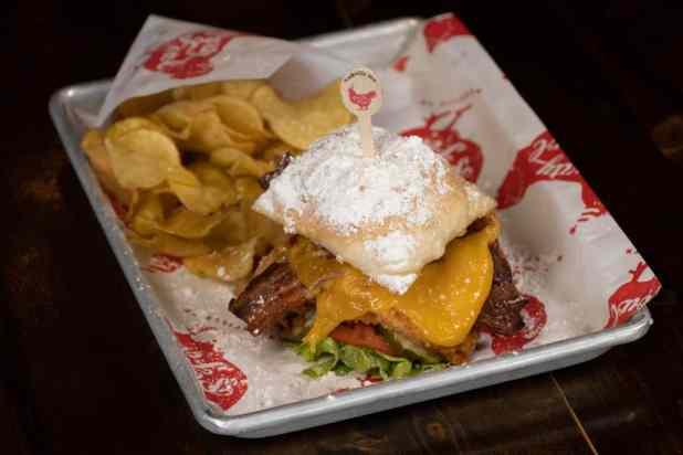 Kane Brown's Party Fowl Chicken Sandwich