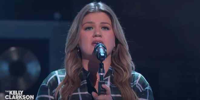 Kelly Clarkson; Photo Courtesy of YouTube