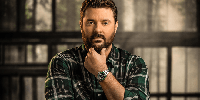 Chris Young; Photo by Jeff Johnson