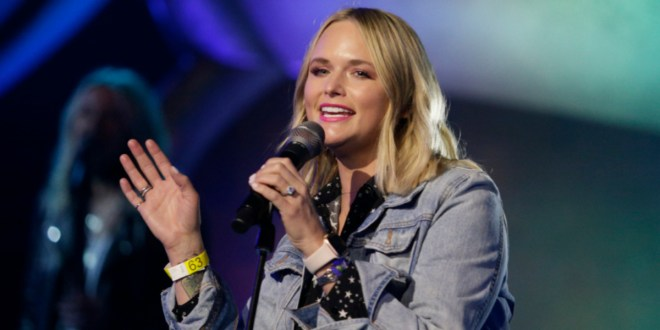 Miranda Lambert; Photo Courtesy of CBS