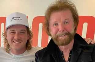 Morgan Wallen and Ronnie Dunn; Photo Courtesy of Seth England
