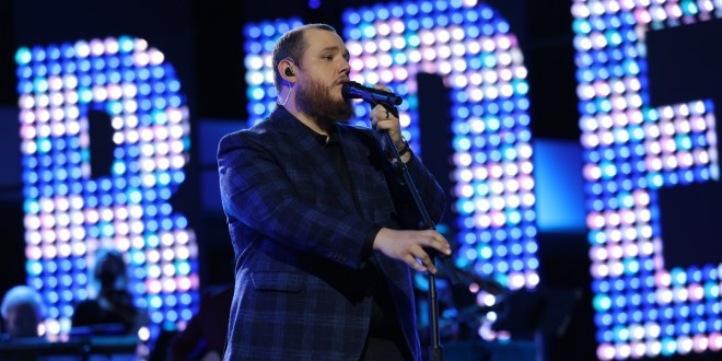 Luke Combs; Photo Courtesy of John Shearer/Getty Images for CMT