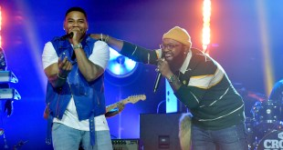Nelly & Blanco Brown; Photo Courtesy of CMT