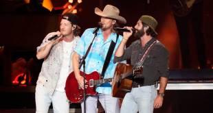 Florida Georgia Line & Thomas Rhett; Photo Courtesy of ABC/CMA Summer Jam