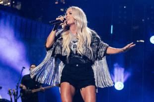 Carrie Underwood; Photo Courtesy of ABC/CMA Summer Jam