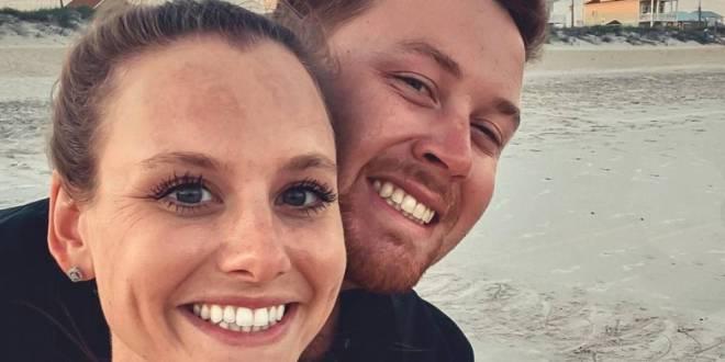 Scotty McCreery & Wife Gabi Dugal McCreery; Photo Courtesy of Instagram