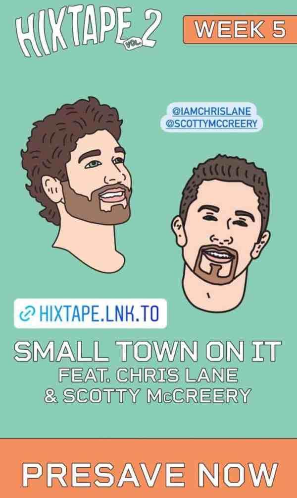 "Scotty McCreery & Chris Lane - ""Small Town On It"""""