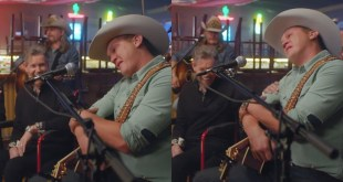 Randy Travis & Jon Pardi; Photo Courtesy of CMT's YouTube