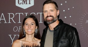 Walker Hayes & His Wife Laney; Photo Courtesy of Getty Images for CMT
