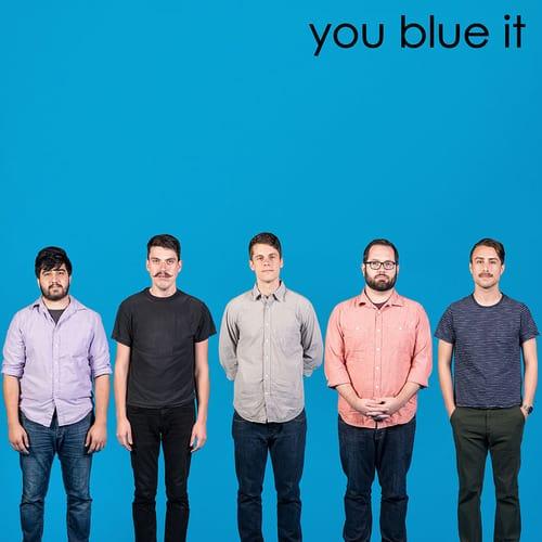 You Blew It! Weezer Cover Album Art, Lyrics, EP Titled, you blue it