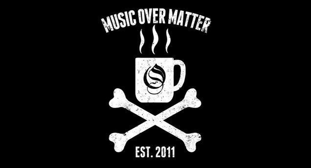 www.MusicOverMatterClothing.com