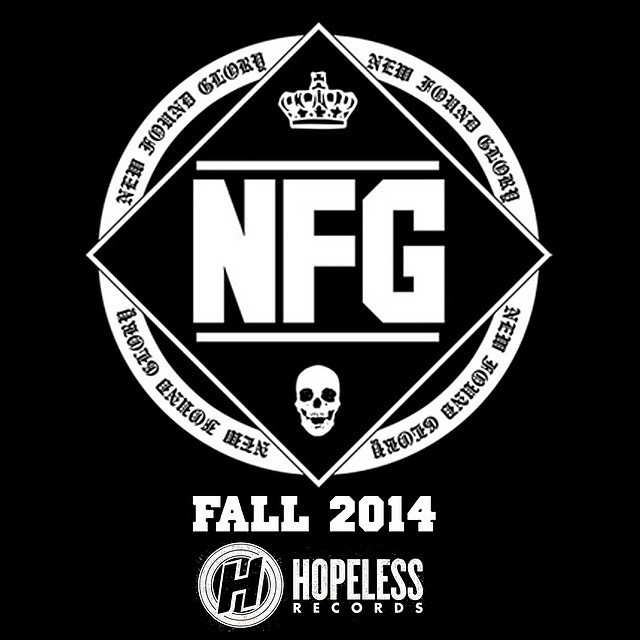NFG2014, new found glory, new release