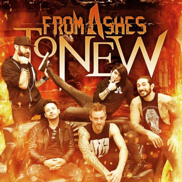 From Ashes To New Announce Day One Deluxed Edition and