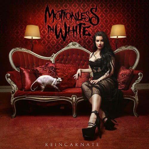 Motionless In White Announce New album artwork