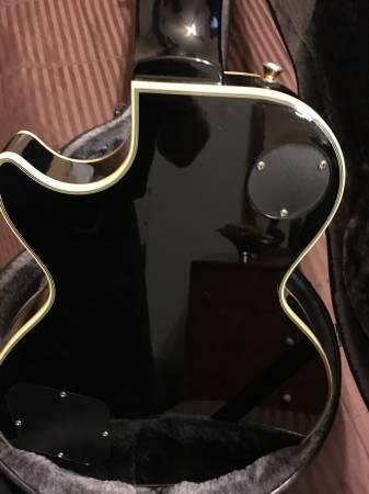 Epiphone Les Paul Custom Silverburst