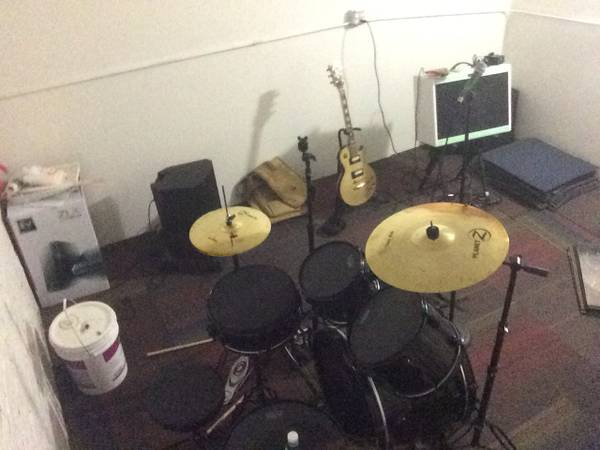 Music Rehearsal Space Available – Logan/ Avondale/Hermosa Area