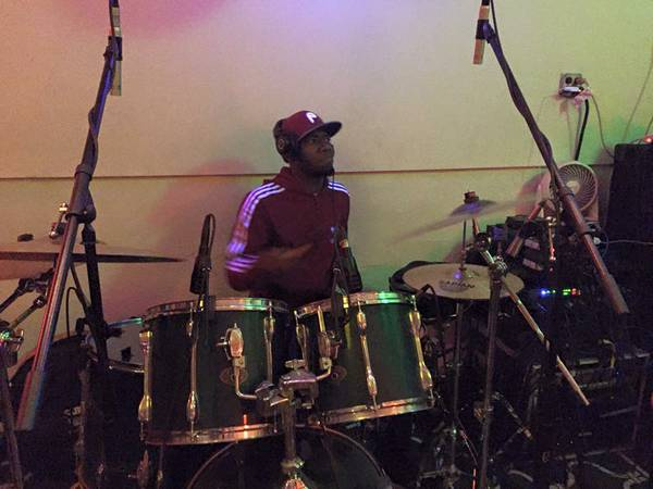 Studio Drummer Available