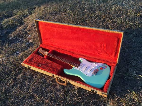 1986 Fender American Vintage '62 Reissue (AVRI) Stratocaster